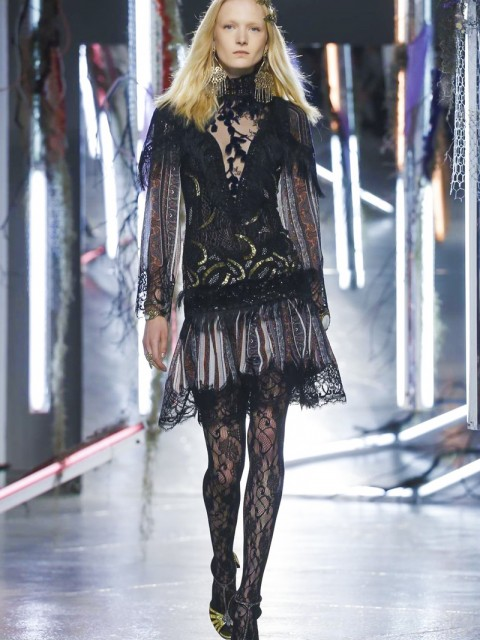 Rodarte Fashion Show Ready to Wear Collection Spring Summer 2016 in New York